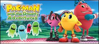 S&S; Review: Pac-Man and the Ghostly Adventures