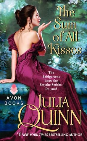 Book Review: The Sum of All Kisses by Julia Quinn