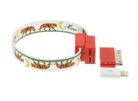 Wearable Tech: CFDA USB Bracelets