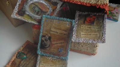 Recycled Projects - Tea Bag Treasures