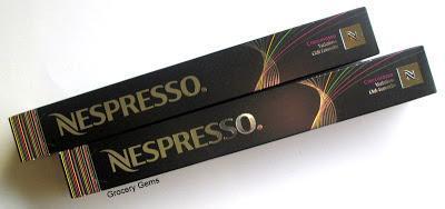 Review: Nespresso Cioccorosso - Limited Edition Variation (UK)