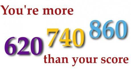 More than your credit score