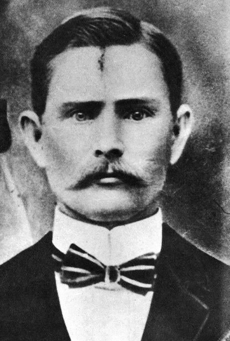 Jesse James' Gun - Paperblog