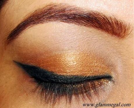 TUTORIAL INDIAN WEDDING PARTY MAKEUP Gold And Teal TWO Makeup Looks