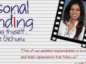 #FatumasVoice: Personal Branding Julie Gichuru