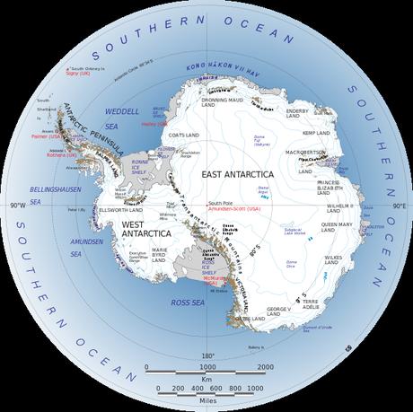 Antarctica 2013: More South Pole Teams En Route
