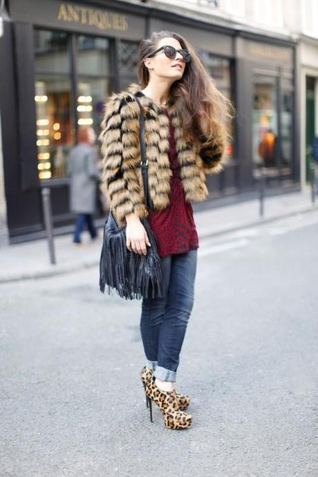 fashion-streetstyle:  (via Hot Mess - Frassy)