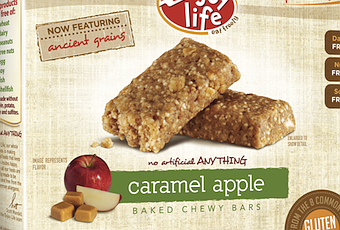 gluten free product review enjoy life chewy bars   paperblog