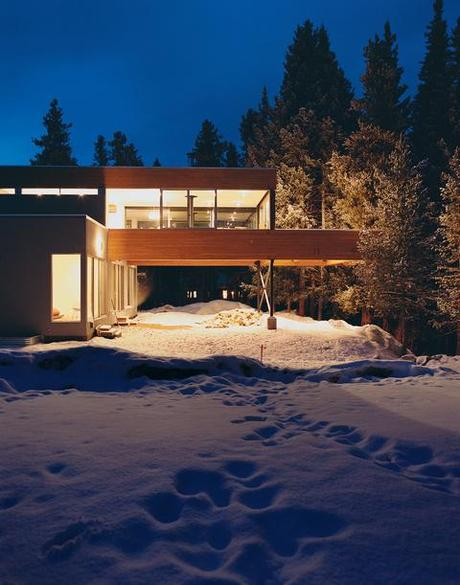 On The Edge: Modern Homes Designed For Extreme Sports