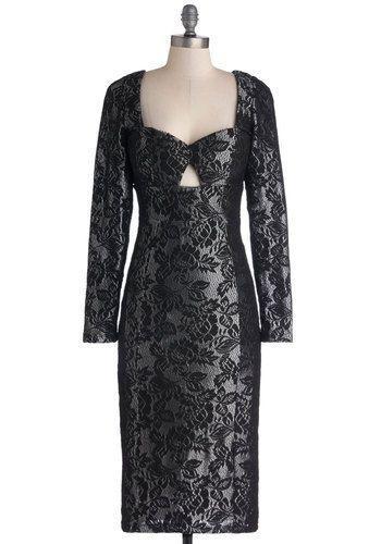 modcloth, new years eve, formal dress, little black dress,