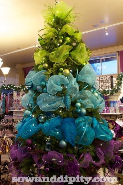 10 cool diy christmas decor ideas paperblog - Cool christmas tree ideas ...