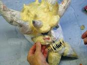 Paper Mache Mask Tutorials- Part
