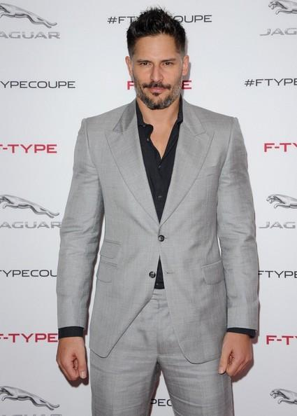 Joe Manganiello at Jaguar F-TYPE Coupe Launch Party Axelle Bauer Griffin 4