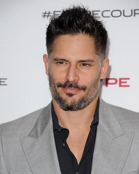 Joe Manganiello at Jaguar F-TYPE Coupe Launch Party Axelle Bauer Griffin 2