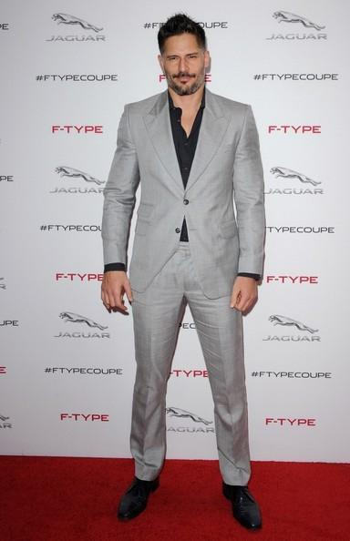 Joe Manganiello at Jaguar F-TYPE Coupe Launch Party Axelle Bauer Griffin 5
