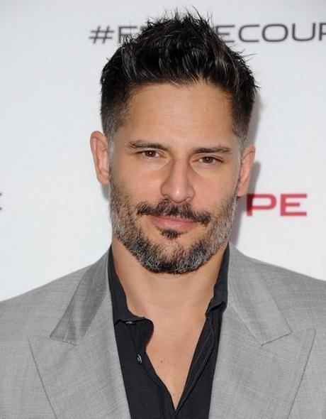 Joe Manganiello at Jaguar F-TYPE Coupe Launch Party Axelle Bauer Griffin
