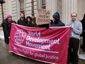 Some in Bangladesh have protested the increased dependence on coal/World Development Movement