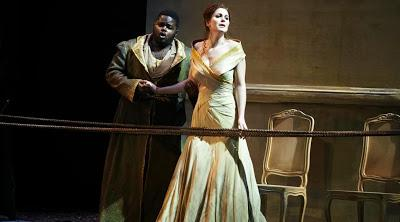 Opera Review: An Invasion, Tastefully Decorated