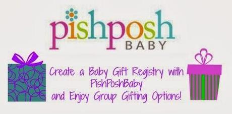 New Baby Gift Registry with Group Gifting from PishPoshBaby