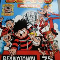 The Beano Annual 2014 celebrating 75 years