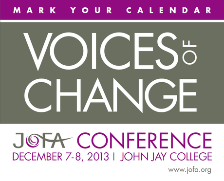 Why I'm Going to the JOFA Conference (And Why You Should, Too!)