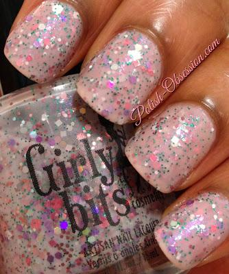 Girly Bits - Spring It On Me