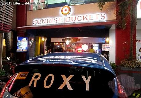 Sunrise Buckets - Roxy Does Baler with Ford Launch