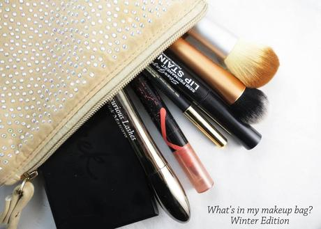 What's in my makeup bag? - A/W Edition
