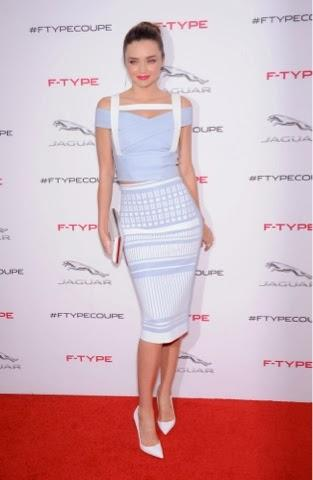MIRANDA KERR IN DAVID KOMA