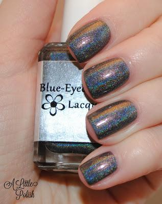Blue-Eyed Girl Lacquer - PDPS 1.0 Prototype Polish