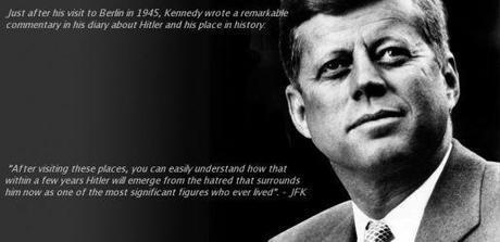 On the 50th Anniversary of JFK'