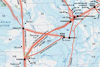 Deja Vu All Over Again >> US Court Denies Injunction on Flangan South Pipeline - Paperblog