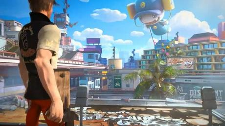 Sunset Overdrive from Insomniac will be released in 2014