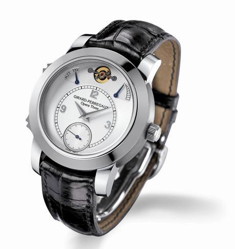Girard-Perregaux Opera Three Luxury Watch