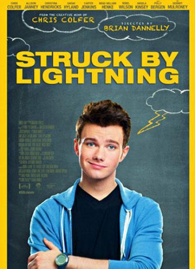 Struck by Lightning Movie Review