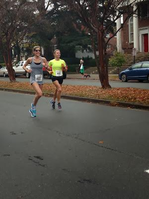 Richmond Marathon 2013