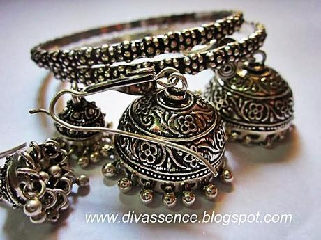 The Jhumka Diaries: Shopping for Silver Jewellery in Chennai!