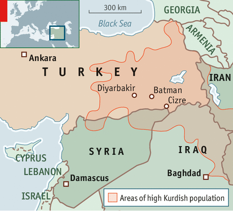 Turkey's south-east: Huda-Par's emergence