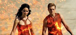 The Filmaholic Reviews: The Hunger Games: Catching Fire (2013)