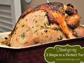 Three Steps Turkey Touchdown This Thanksgiving {Recipe}