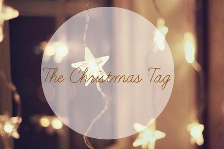 The Christmas Tag!