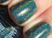 Literary Lacquers Thousand Christmas Trees (Custom Polish) Swatches Review