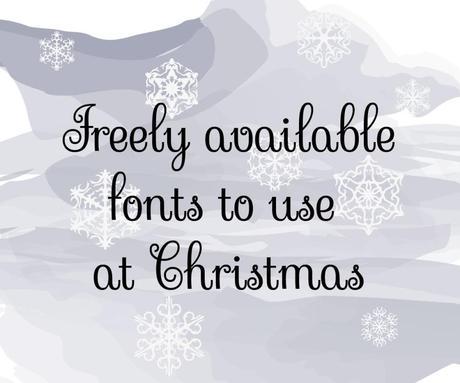 christmas fonts christmas font generator - 460×383