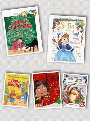 The 3rd Annual Holiday Book Roundup
