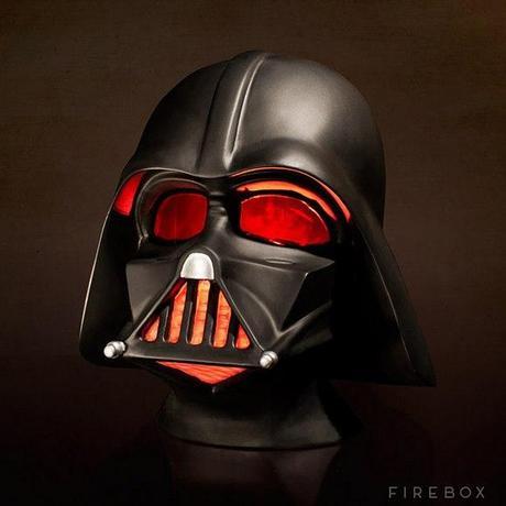 Darth Vader Stormtrooper Mood Lights Will Brighten Up