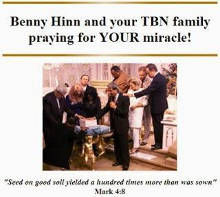 Paul Crouch, Founder of Trinity Broadcasting Network (TBN) died