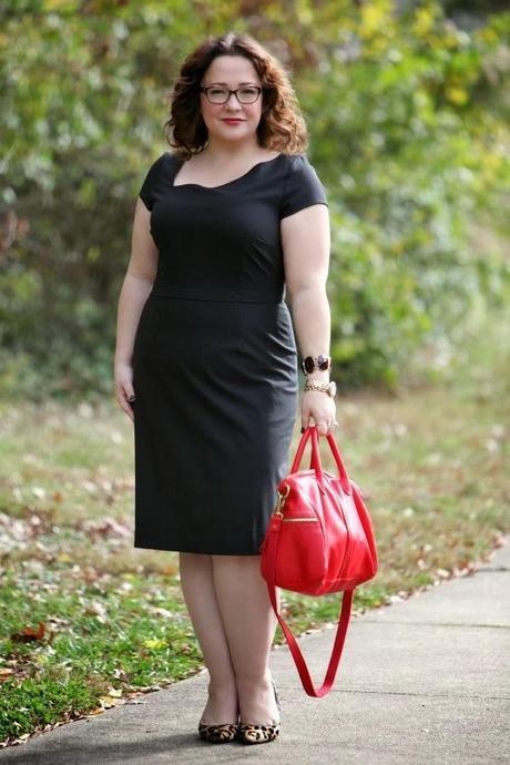 Wardrobe Staple: The Not So Little Black Dress