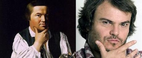 Amazing celebrity lookalikes in classic paintings