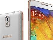 Samsung Plans Release Galaxy Note With Touch Gold
