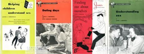 Cover images of Junior Life Adjustment Booklets/Life Adjustment Booklets